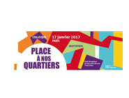 Colloque USH « Place à nos quartiers »