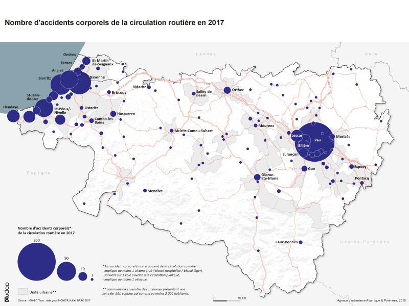 Nombre d_accidents corporels de la circulation routière en 2017