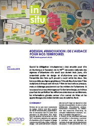 In Situ #3 | #design, #innovation : de l_audace pour nos territoires